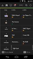 Screenshot of Prism TV