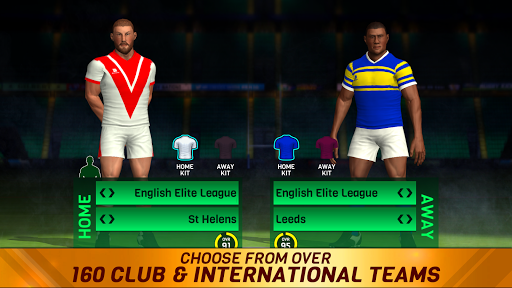 Rugby League 18 1.2.0.47 screenshots 8