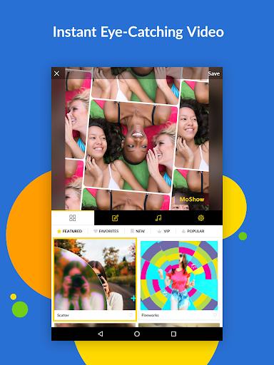MoShow - Slideshow Maker, Photo & Video Editor 2.5.0.0 screenshots 11