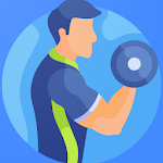 FitMe - Complete Fitness App(Workout, Diet) icon