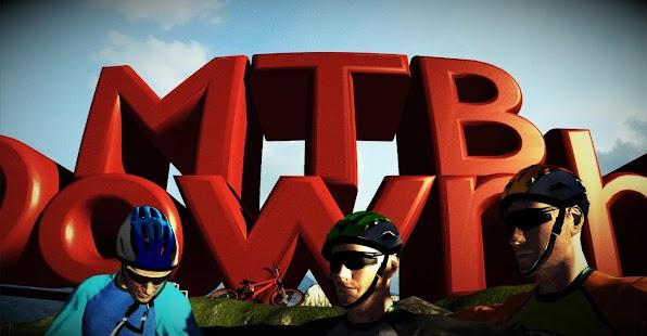 MTB DownHill: Multiplayer- screenshot thumbnail