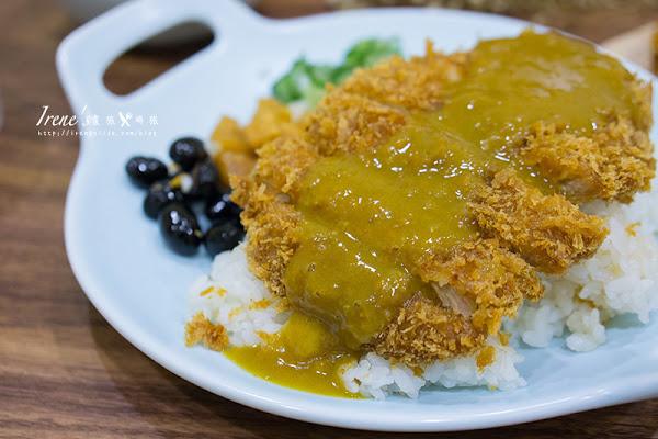 豐咖喱豬排飯