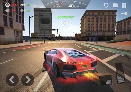 Ultimate Car Driving Simulator apkpoly screenshots 16