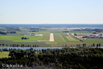 Photo: Finale bane 12 til Trollhättan Flygplats