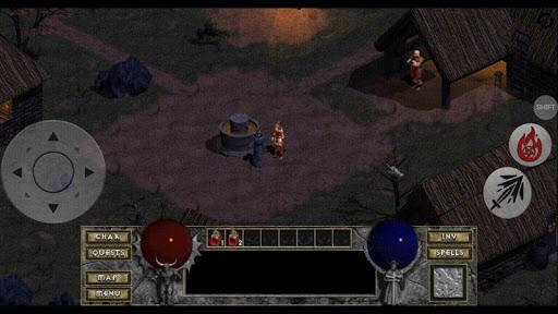 Télécharger Gratuit DevilutionX :  Diablo on Android (wrapper) mod apk screenshots 3