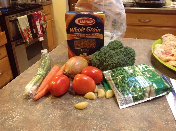 These are the main ingredients to make this dish.