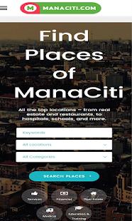MANACITI - náhled