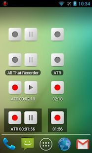All That Recorder Lite- screenshot thumbnail