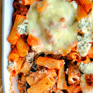 Baked Rigatoni With Ricotta Cheese Recipes