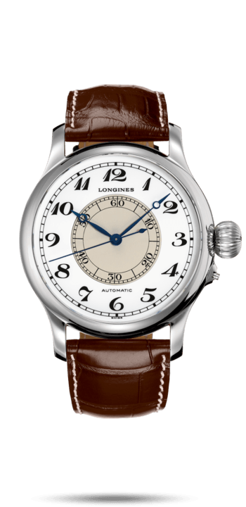 Watch The Longines Weems Second-Setting Watch L2.713.4.13.0