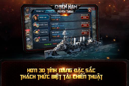 Chiu1ebfn Hu1ea1m Huyu1ec1n Thou1ea1i - Chien Ham 1.0.11 screenshots 4