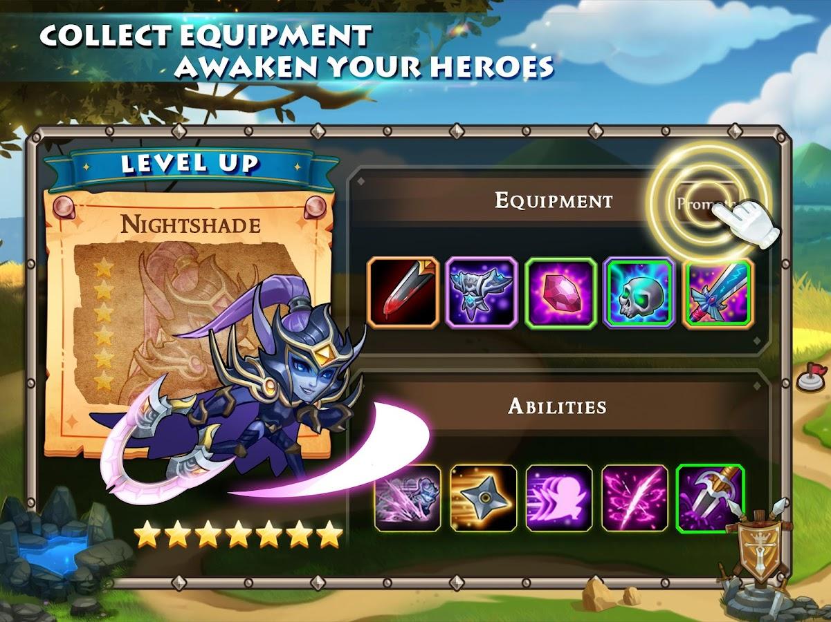 Soul Hunters- screenshot