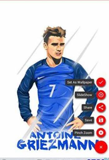 New Antoine Griezmann Wallpapers HD 2018 1.0 screenshots 3