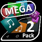 Mega Theme Pack 2 iSense Music icon