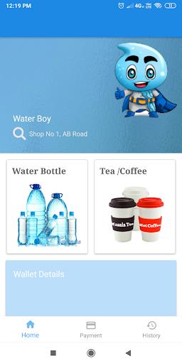 WaterBoy - On-Demand Drinking Water screenshot 2