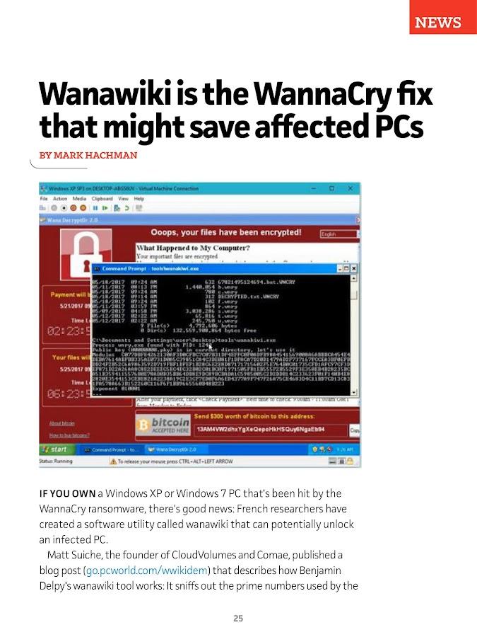PCWorld- screenshot