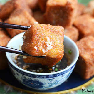 Crispy Fried Tofu with Five Spice