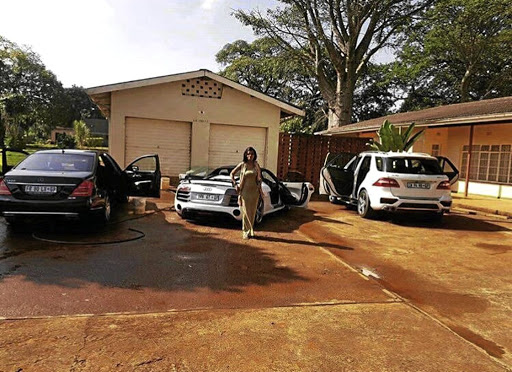 I M Among The First Blacks Who Probably Bought Lamborghinis Vbs Bank Investor Living High Life