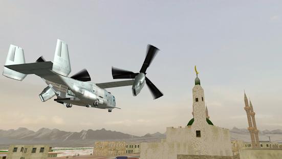 Osprey Operations - Helicopter Flight Simulator - náhled