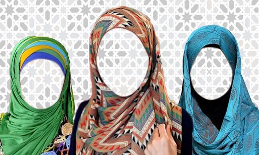 Hijab Fashion New Montage