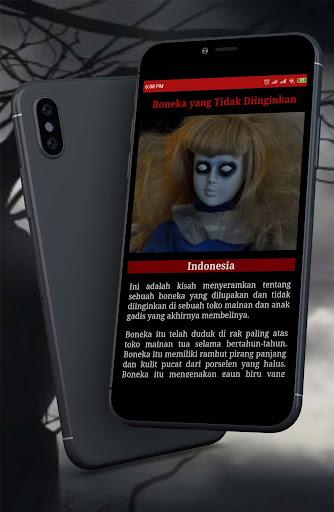 Cerita Horor 1.3 (Cerita Baru 2020) 1.2 screenshots 5
