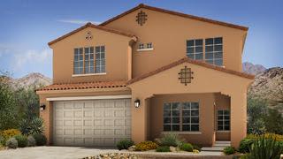 Jasmine II floor plan by Taylor Morrison Homes in Adora Trails Gilbert 85298
