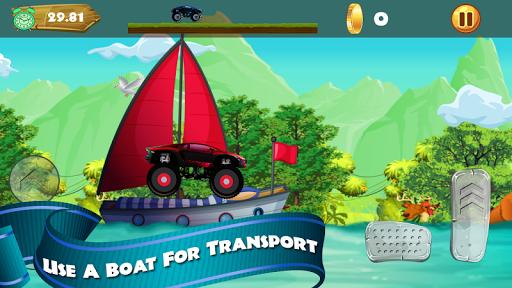 Best Monster Truck Climb Up 1.5 screenshots 5