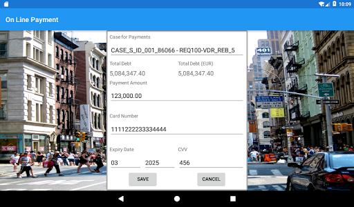 Screenshot for Qualco Field Agent in United States Play Store