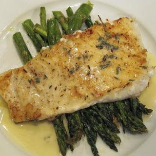 Lemon Butter Baked Halibut Recipes