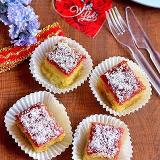 Eggless Honey Cake Recipe - Indian Bakery style.