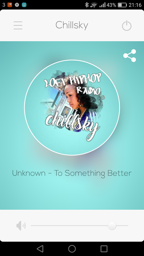 Chillsky - Lofi HipHop Radio- screenshot