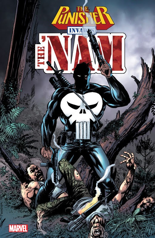 Punisher Invades the 'Nam (2018)