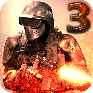 Second Warfare 3 v1.03 APK+DATA (MOD PAID)