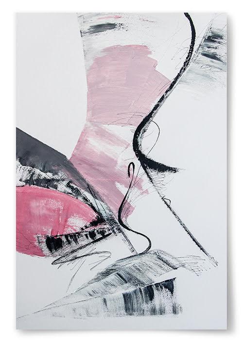 Poster Målning No.1