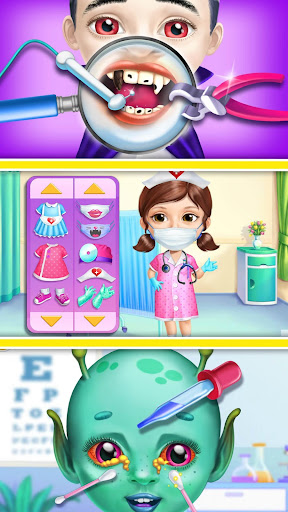 Superhero Hospital Doctor - Crazy Kids Care Clinic 3.0.4 screenshots 4