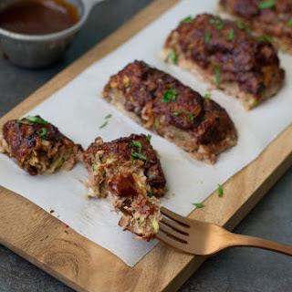 Mini Balsamic Turkey Meatloaves Recipe