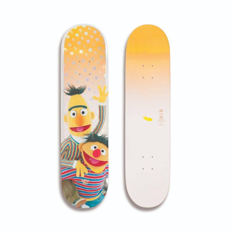 Globe - G2 Sesame Street Bert/Ernie Skateboard Deck