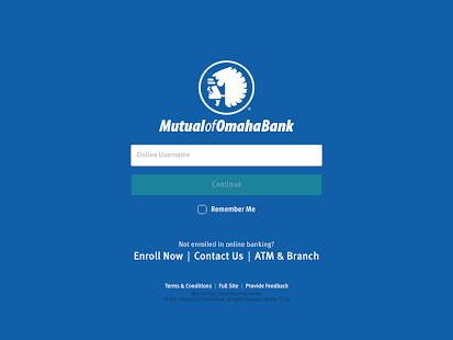 Mutual of Omaha Bank- screenshot thumbnail