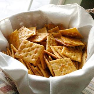 Cajun Crackers.