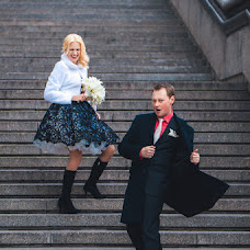 Wedding photographer Evgeniy Demidov (cameraman). Photo of 16.10.2016