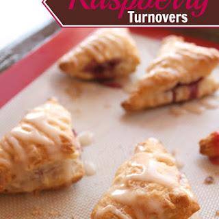 Easy Raspberry Turnovers.
