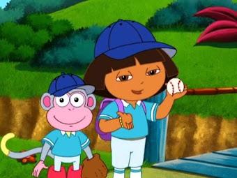Babouche le baseballeur