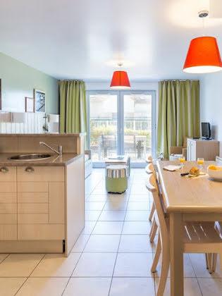 Vente duplex 3 pièces 46 m2
