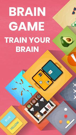 Brain Games For Adults & Kids - Brain Training 3.7 screenshots 1