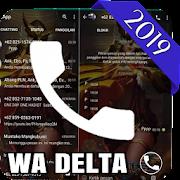 WA Transparan Delta mod