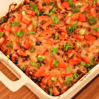Healthy Black Bean Chilaquiles Recipe