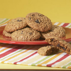 Qualifying Lap Oatmeal Cookies