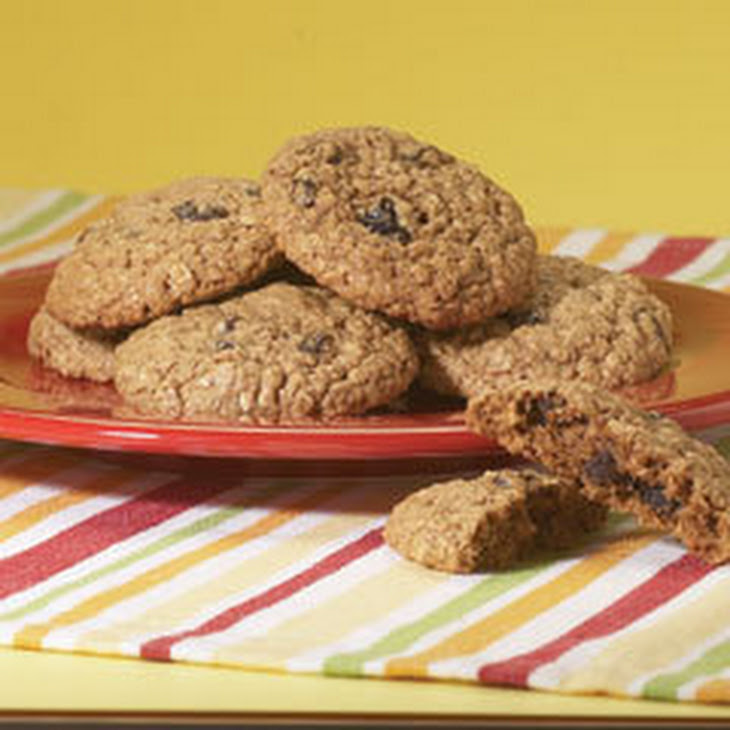 Qualifying Lap Oatmeal Cookies Recipe