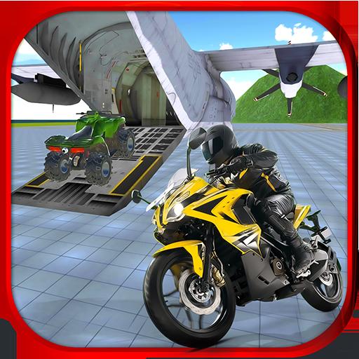 模擬App|モト&クワッド飛行機の交通 LOGO-3C達人阿輝的APP