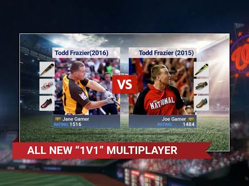MLB Home Run Derby 18  screenshots 2